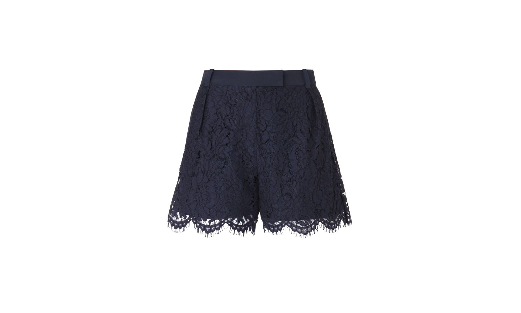 Holly lace short