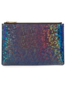 Small hologram clutch