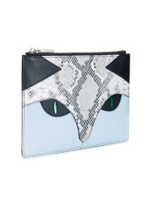 The cat small clutch