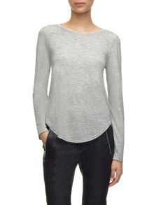 Long sleeve layering t-shirt