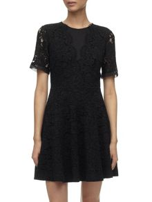 Winona lace dress