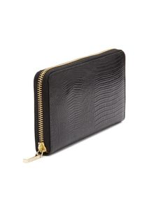 Large lizard wallet