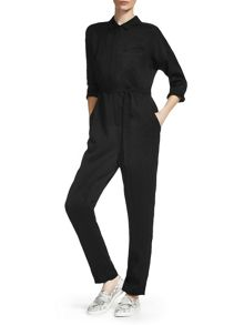 Shirt jumpsuit