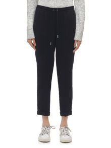 Helena sporty crepe trousers