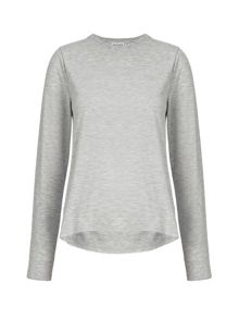 Trapeaze long sleeve tshirt