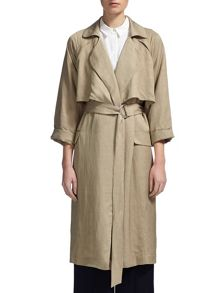 Laura Soft Trench