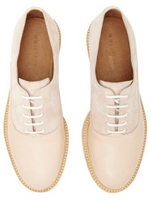 Fayley Lace Up Shoe