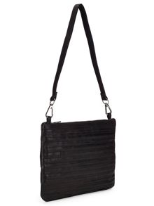 Berbise Shredded Shoulder Bag