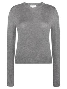 Cropped Annie Sparkle Knit