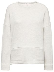 Pocket Detail Sweat