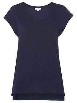 Faye Marl Seam Back T-shirt