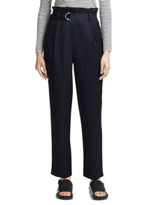D Ring Belted Trouser