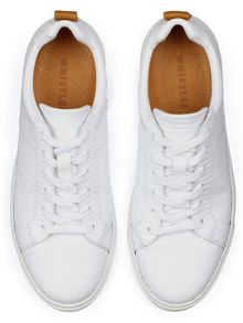 Koki Modern Lace Up Trainer