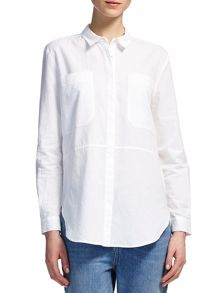 Whistles Romy Large Pocket Shirt