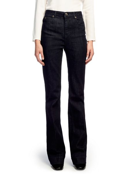 Whistles High Rise Flare Jean