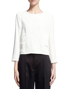 Clemence Pocket Top