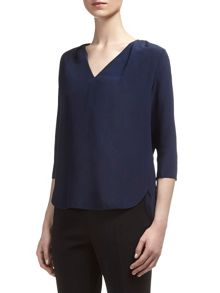 Jessa Silk Top