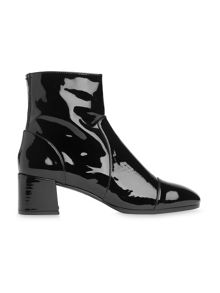 Bixa Patent Ankle Boot
