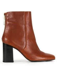 Ohi High Ankle Zip Back Boot