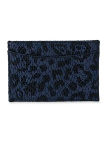 Leopard Snake Card Holder