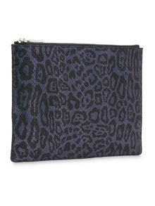 Leopard Snake Medium Clutch