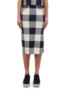 Whistles Clark Knit Skirt