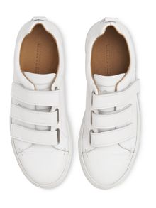 Whistles Aith Three Strap Sneaker