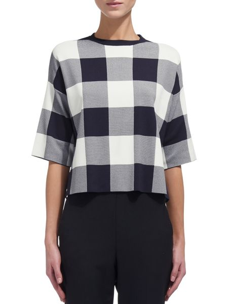 Whistles Clark Boxy Top