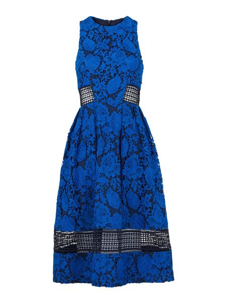 Whistles Carine Lace Dress