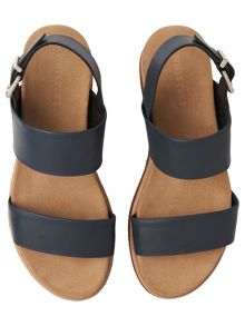 Firth Footbed Sandal