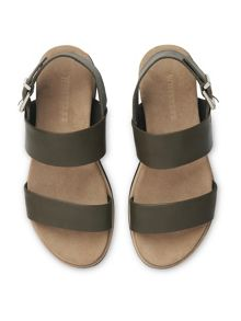 Whistles Firth Footbed Sandal