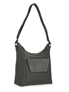 Verdi Envelope Pocket Hobo