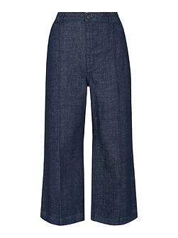 Lucie Utility Cropped Wide Leg