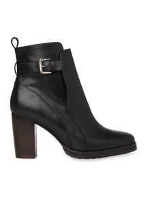 Elgin Ankle Buckle Boot