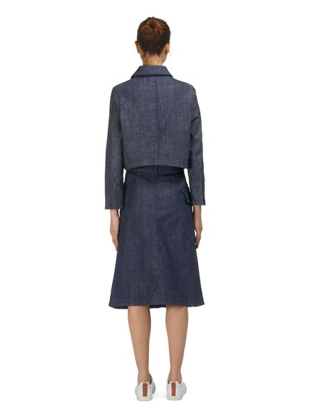 Whistles Lucie Utility Cropped Jacket