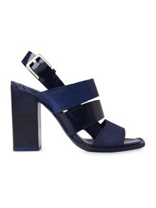 Voe Panelled High Sandal