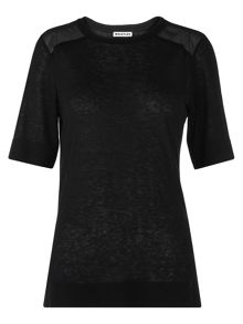 Wool Mix Lux T-shirt