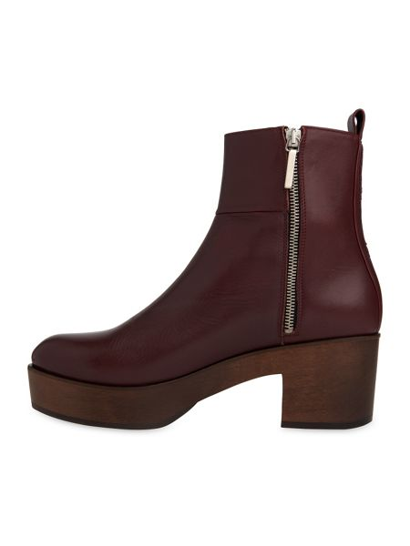 Whistles Helle Clog Boot
