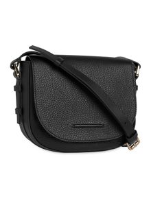 Whistles Baker Seam Saddle Bag
