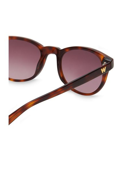 Whistles Faye D-Frame Sunglasses