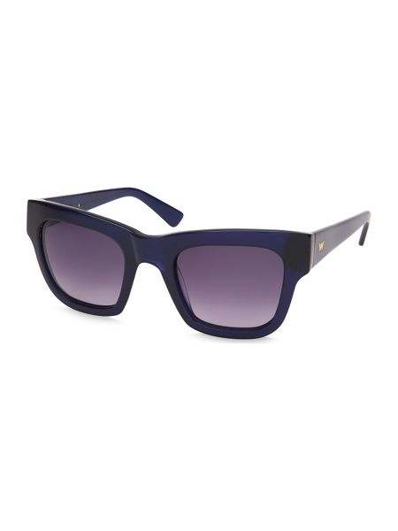 Whistles Lauren Oversized Wayfarer