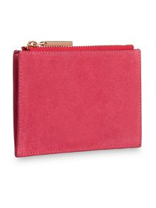 Whistles Suede Coin Purse