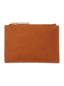 Whistles Pebble Leather Coin Purse