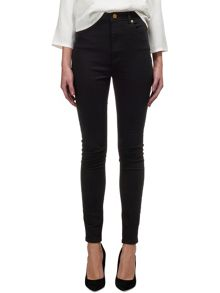 Whistles High Waisted Skinny Jeans