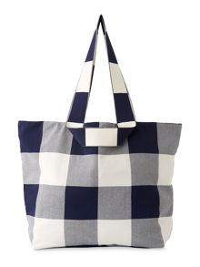Whistles Cedar Knitted Shopper