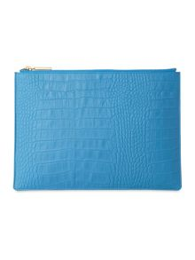 Whistles Matte Medium Clutch
