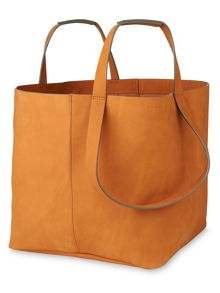 Whistles Java Oversized Nubuck Tote