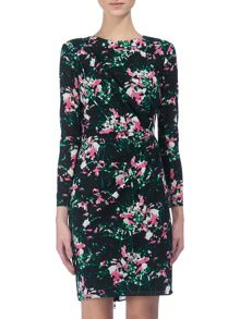 Freesia Print Bodycon