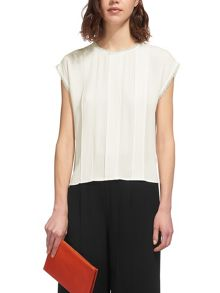 Whistles Mia Panelled Top