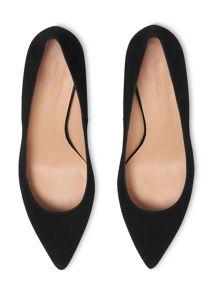 Heylor Mid Point Court Shoe